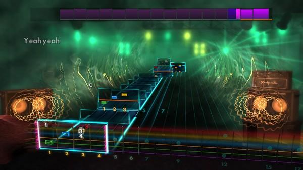 "Скриншот №5 к Rocksmith® 2014 Edition – Remastered – Steve Miller Band - ""Take the Money and Run"""