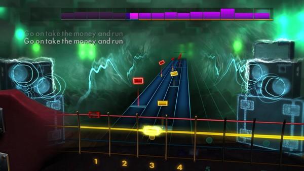 "Скриншот №2 к Rocksmith® 2014 Edition – Remastered – Steve Miller Band - ""Take the Money and Run"""