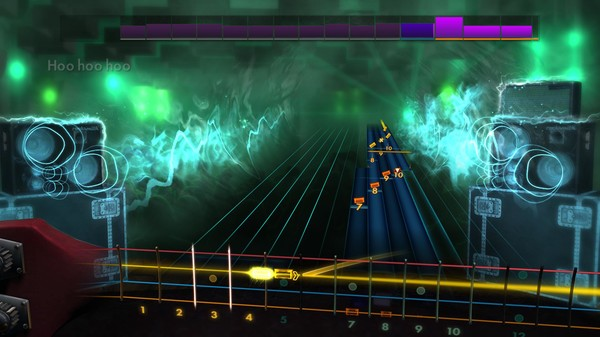 "Скриншот №4 к Rocksmith® 2014 Edition – Remastered – Steve Miller Band - ""Take the Money and Run"""