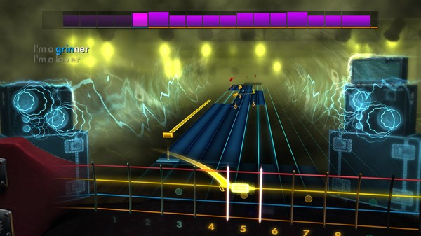 "Скриншот №4 к Rocksmith® 2014 Edition – Remastered – Steve Miller Band - ""The Joker"""