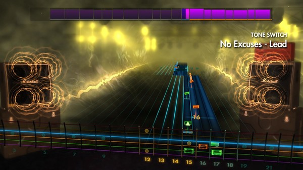 Скриншот №2 к Rocksmith® 2014 Edition – Remastered – Alice in Chains Song Pack II