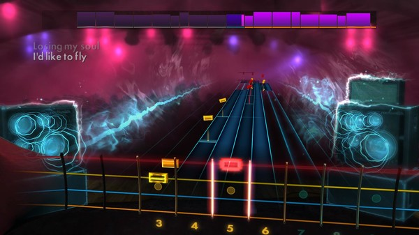 """Скриншот №4 к Rocksmith® 2014 Edition – Remastered – Alice in Chains - """"Down in a Hole"""""""