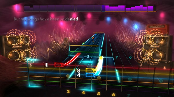 """Скриншот №2 к Rocksmith® 2014 Edition – Remastered – Alice in Chains - """"Down in a Hole"""""""