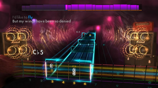 """Скриншот №3 к Rocksmith® 2014 Edition – Remastered – Alice in Chains - """"Down in a Hole"""""""