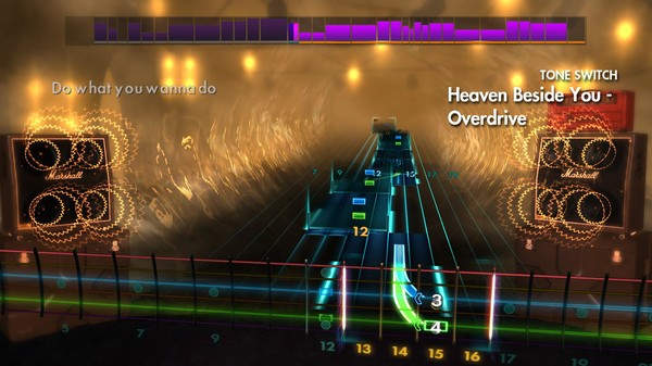 """Скриншот №3 к Rocksmith® 2014 Edition – Remastered – Alice in Chains - """"Heaven Beside You"""""""