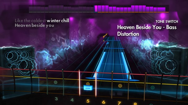 """Скриншот №2 к Rocksmith® 2014 Edition – Remastered – Alice in Chains - """"Heaven Beside You"""""""