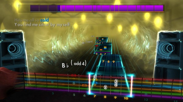 """Скриншот №3 к Rocksmith® 2014 Edition – Remastered – Alice in Chains - """"No Excuses"""""""