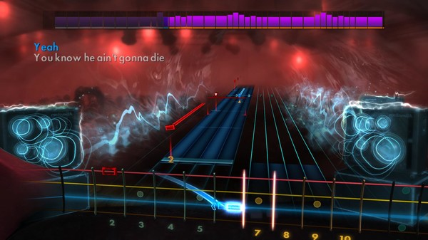 """Скриншот №4 к Rocksmith® 2014 Edition – Remastered – Alice in Chains - """"Rooster"""""""