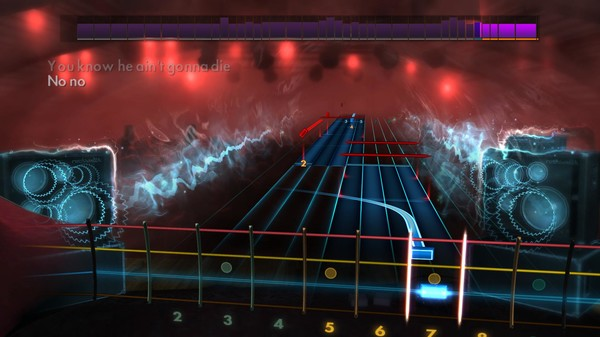 """Скриншот №3 к Rocksmith® 2014 Edition – Remastered – Alice in Chains - """"Rooster"""""""