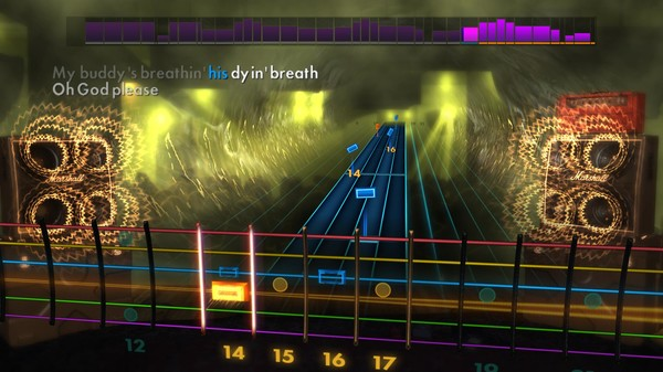 """Скриншот №5 к Rocksmith® 2014 Edition – Remastered – Alice in Chains - """"Rooster"""""""