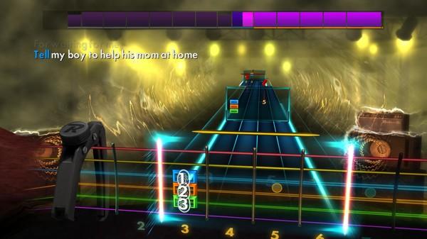 Скриншот №5 к Rocksmith® 2014 Edition – Remastered – Johnny Cash Song Pack I-II
