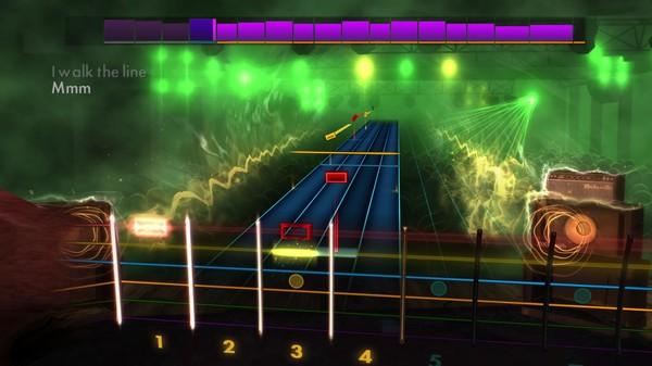 Скриншот №2 к Rocksmith® 2014 Edition – Remastered – Johnny Cash Song Pack I-II