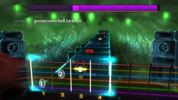 "Скриншот №4 к Rocksmith® 2014 Edition – Remastered – Johnny Cash  June Carter - ""Jackson"""