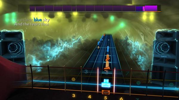 "Скриншот №4 к Rocksmith® 2014 Edition – Remastered – Johnny Cash - ""Big River"""