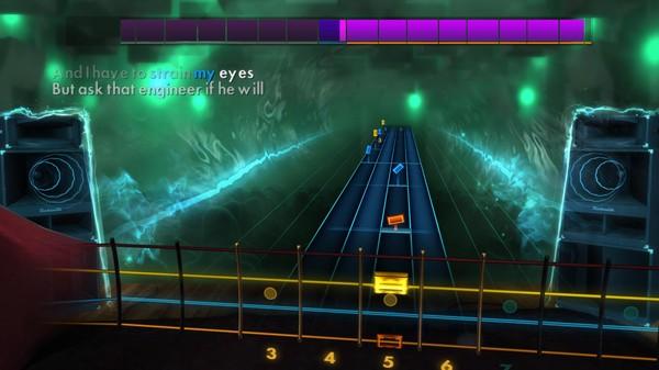 "Скриншот №4 к Rocksmith® 2014 Edition – Remastered – Johnny Cash - ""Hey Porter"""