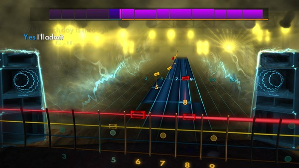 "Скриншот №3 к Rocksmith® 2014 Edition – Remastered – Johnny Cash - ""I Walk the Line"""