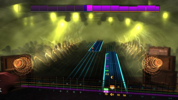 "Скриншот №4 к Rocksmith® 2014 Edition – Remastered – Johnny Cash - ""Get Rhythm"""