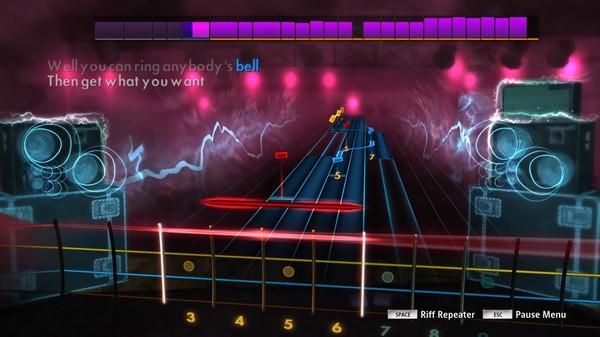 Скриншот №1 к Rocksmith® 2014 Edition – Remastered – Paramore Song Pack