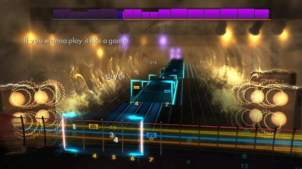 Скриншот №3 к Rocksmith® 2014 Edition – Remastered – Paramore Song Pack