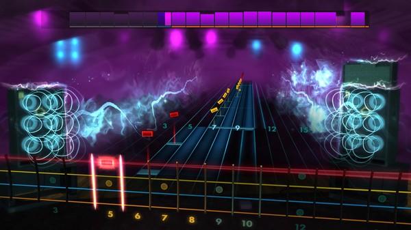Скриншот №5 к Rocksmith® 2014 Edition – Remastered – Paramore Song Pack