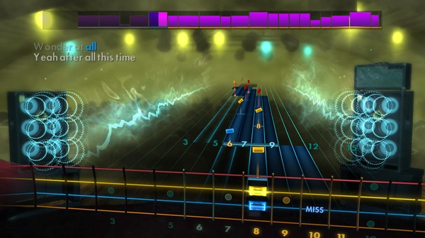"Скриншот №3 к Rocksmith® 2014 Edition – Remastered – Paramore - ""Still Into You"""