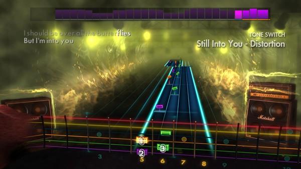 "Скриншот №5 к Rocksmith® 2014 Edition – Remastered – Paramore - ""Still Into You"""