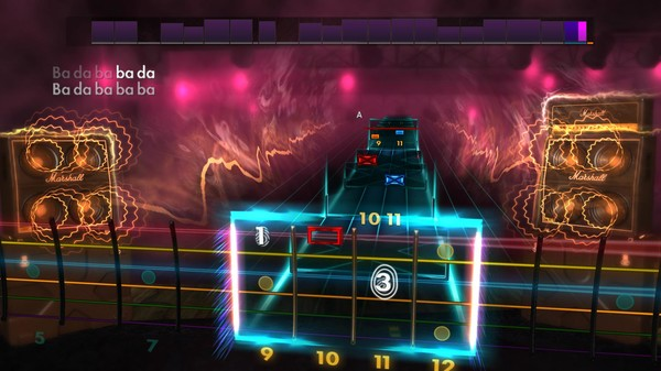 "Скриншот №1 к Rocksmith® 2014 Edition – Remastered – Paramore - ""Brick by Boring Brick"""