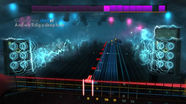 "Скриншот №4 к Rocksmith® 2014 Edition – Remastered – Paramore - ""Brick by Boring Brick"""