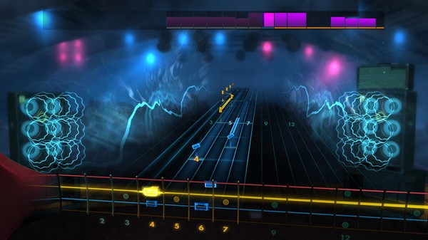 """Скриншот №5 к Rocksmith® 2014 Edition – Remastered – Paramore - """"The Only Exception"""""""