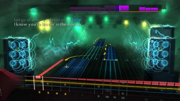 """Скриншот №1 к Rocksmith® 2014 Edition – Remastered – Paramore - """"The Only Exception"""""""