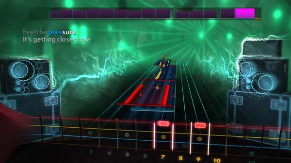 "Скриншот №4 к Rocksmith® 2014 Edition – Remastered – Paramore - ""Pressure"""