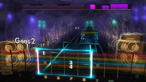 "Скриншот №2 к Rocksmith® 2014 Edition – Remastered – Paramore - ""Pressure"""