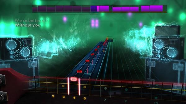 "Скриншот №5 к Rocksmith® 2014 Edition – Remastered – Paramore - ""Pressure"""