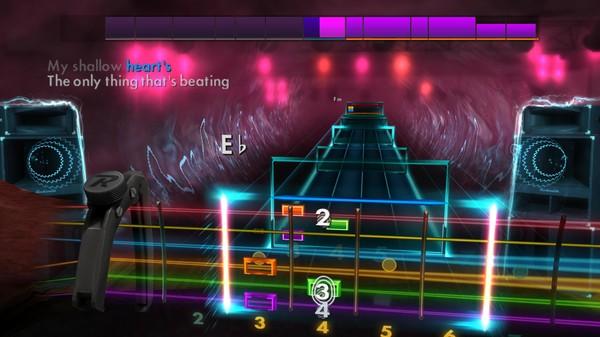 "Скриншот №5 к Rocksmith® 2014 Edition – Remastered – Green Day - ""Boulevard of Broken Dreams"""