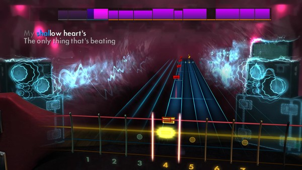 "Скриншот №3 к Rocksmith® 2014 Edition – Remastered – Green Day - ""Boulevard of Broken Dreams"""