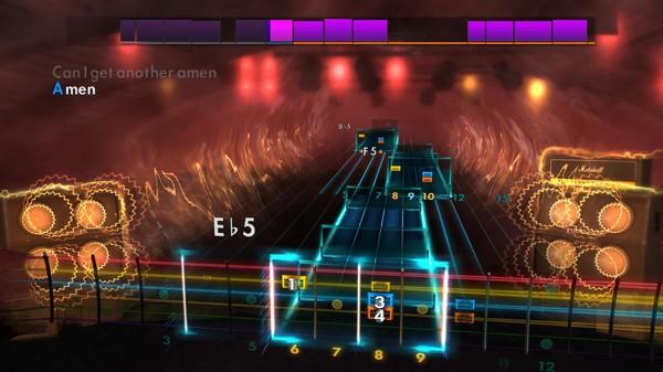 "Скриншот №4 к Rocksmith® 2014 Edition – Remastered – Green Day - ""Holiday"""