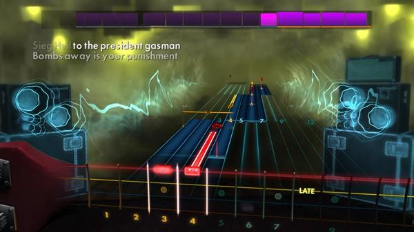 "Скриншот №1 к Rocksmith® 2014 Edition – Remastered – Green Day - ""Holiday"""