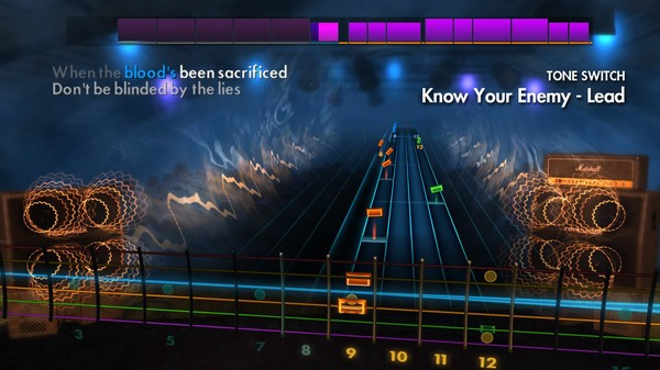 """Скриншот №1 к Rocksmith® 2014 Edition – Remastered – Green Day - """"Know Your Enemy"""""""