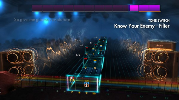 """Скриншот №2 к Rocksmith® 2014 Edition – Remastered – Green Day - """"Know Your Enemy"""""""