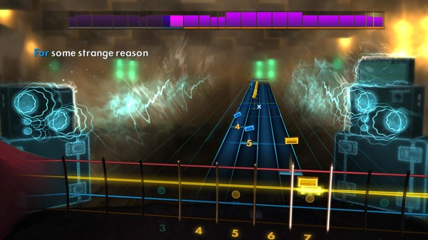 """Скриншот №4 к Rocksmith® 2014 Edition – Remastered – Green Day - """"Welcome to Paradise"""""""