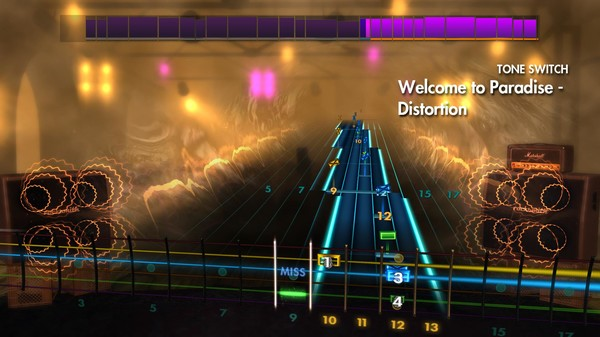 """Скриншот №1 к Rocksmith® 2014 Edition – Remastered – Green Day - """"Welcome to Paradise"""""""