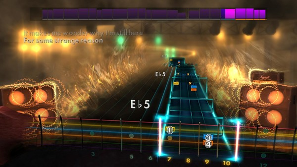 """Скриншот №5 к Rocksmith® 2014 Edition – Remastered – Green Day - """"Welcome to Paradise"""""""