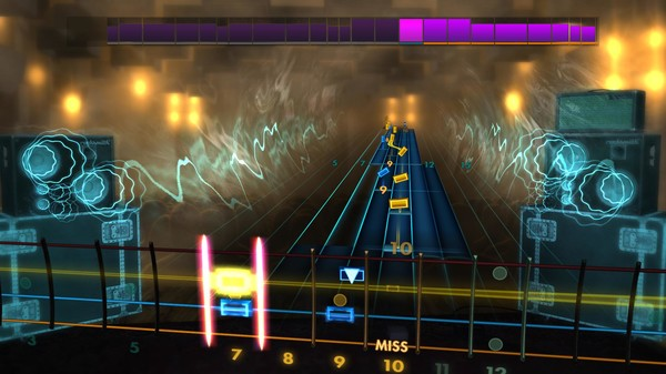 """Скриншот №2 к Rocksmith® 2014 Edition – Remastered – Green Day - """"Welcome to Paradise"""""""