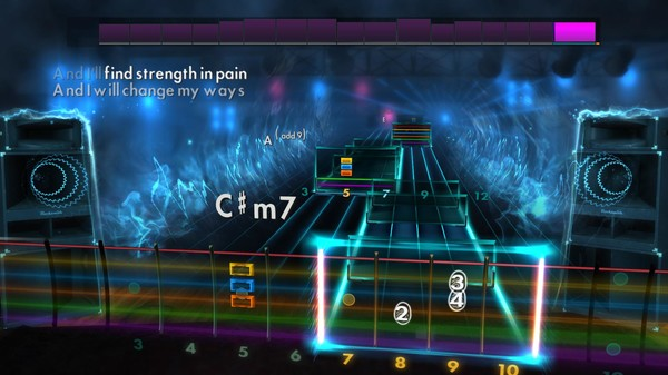 Скриншот №2 к Rocksmith® 2014 Edition – Remastered – Mumford  Sons Song Pack