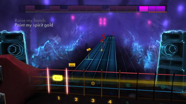 "Скриншот №5 к Rocksmith® 2014 Edition – Remastered – Mumford  Sons - ""I Will Wait"""