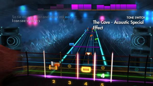 "Скриншот №4 к Rocksmith® 2014 Edition – Remastered – Mumford  Sons - ""The Cave"""