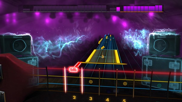 "Скриншот №1 к Rocksmith® 2014 Edition – Remastered – Golden Earring - ""Radar Love"""