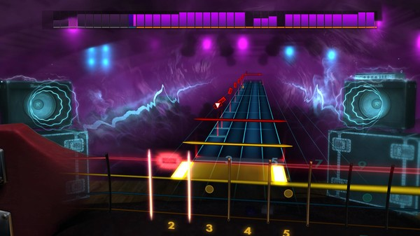 "Скриншот №4 к Rocksmith® 2014 Edition – Remastered – Golden Earring - ""Radar Love"""