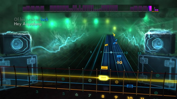 "Скриншот №2 к Rocksmith® 2014 Edition – Remastered – Jethro Tull - ""Aqualung"""