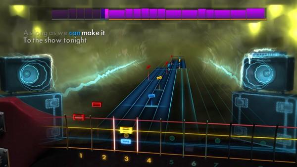 "Скриншот №3 к Rocksmith® 2014 Edition – Remastered – Grand Funk Railroad - ""Were An American Band"""
